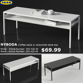 IKEA NYBODA Large Table