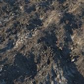 Материал черной земли