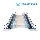 Эскалатор ThyssenKrupp