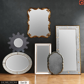 HORCHOW Mirrors Set 01