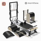Professional equipment for Pilates Merrithew