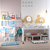 Children's bath set Zara Home