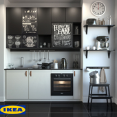 Kitchen IKEA YUDEVALLA