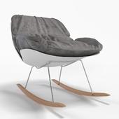 Francesco Bellini Bay Rocking Chair