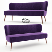 Visconti Twin Seat sofa - Ottiu