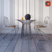 Panton Wire Chair