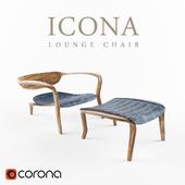 ICONA Lounge chair