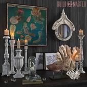 Декоративный набор аксессуаров Guild Master