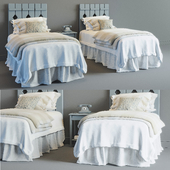 Bed linen in the style of Provence