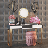 Galotti & Radice_Selene + decorative set