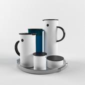 Stelton teapots