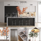 Kitchen Piet Boon ELEMENT (vray GGX, corona PBR)