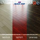 Quick-step Flooring Vol.48