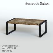 Стол кофейный Secret De Maison
