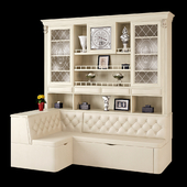 Benefit of furniture B7-1-1LU buffet