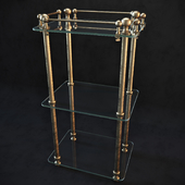 Eichholtz Bathroom Rack Devon