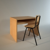 Classroom Table Chair