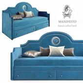 Children's sofa bed ROYAL MANIFESTO