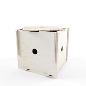 Box for toys Kubi