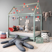Children bedroom set 01