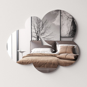 Cumulus Decorative Mirror Umbra