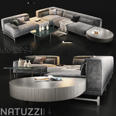 Диван Natuzzi Ido 2994