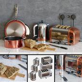 Dualit Toaster Set