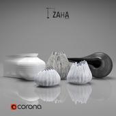 Zaha Hadid Architects Vases