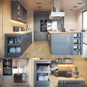 Kitchen Fortwood factory Call with decor