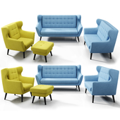 Henry collection by Etap Sofa