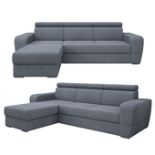 Sofa Paola by Black Red White