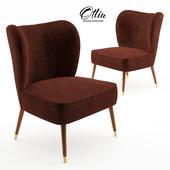 Visconti Twin armchair - Ottiu