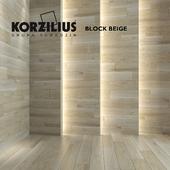 Korzilius Block Beige