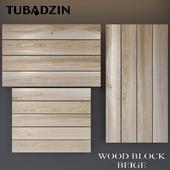 Tubadzin Wood Block Beige