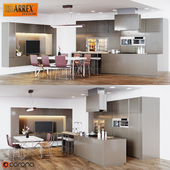 Kitchen Arrex Opale