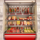 Refrigerated showcase Fortune_2