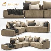 диван Smania Beverly set 1