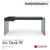 Air DeskW by Galliotti & Radice