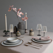 Tableware set 02