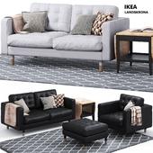 Серия ЛАНДСКРУНА Икеа / LANDSKRONA SERIES Ikea