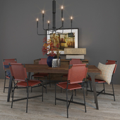 Crate and Barrel Set-04