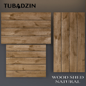 Tubadzin Wood Shed Natural