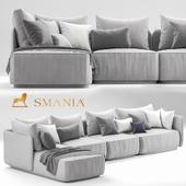 диван Smania Beverly set 2