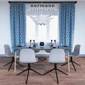 Normann Copenhagen Table Set