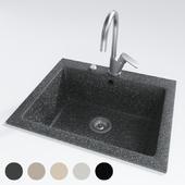 Sink CG 5 - 51x62 cm