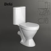 Restyle toilet bowl