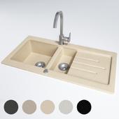 Sink CG 7 - 50x97 cm