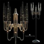 Timothy Oulton / Stalagmite_ Floor lamp