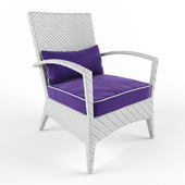 Point - AMBERES armchair