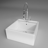 Sink CG 8 - 598 mm x 630 mm x  255 mm